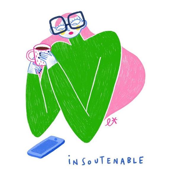 insoutenable